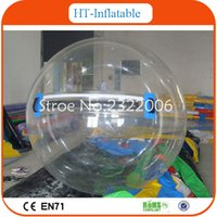 Wholesale Inflatable Beach Ball Water Exercise Ball Water Walking Pool Ball With Customizable Various Colors