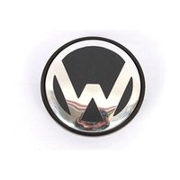 alloy wheels for cars - 70mm Car Wheel Center Hub Caps Covers for VW Volkswagen ABS Alloy Replacement Wheel Covers for Volkswagen cap009