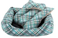 Wholesale Dog kennel of small and medium sized dog kennel dog bed dog kennel bone qiu dong cotton litter of puppies