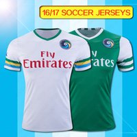 Wholesale New York Cosmos Home away Soccer Jersey Best thai quality New York Cosmos Jerseys Home away RAUL soccer football shirt