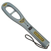 Wholesale Hand Held Metel Detector GC H Industrial Metal Detectors Sensitive Inspection Tester security checks