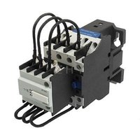 Wholesale CJ19 V Coil A Pole NO Switch Over Capacitor AC Contactor