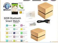 Wholesale 2016 Sport Bluetooth smart watch DZ09 smart watch Mini Phone Healthy Wristwatch with Camera MP quot Watch