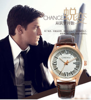 auto glass manufacturers - Manufacturers business casual male belt men watch waterproof hollow male table quartz watch fashion trends A