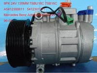Wholesale 7SBU16C Air Conditioning Compressor for Mercedes Benz Actros Trucks FK351176521