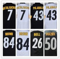 bell heath - Steelers Troy Polamalu Antonio Brown Le Veon Bell ben Roethlisberger Heath Miller Micheal Vick Pittsburgh size small S
