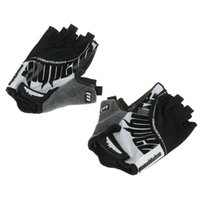 Wholesale outdoor anti slip bicycle half finger simple comfortable sports gloves black