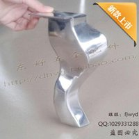 aluminum coffee table legs - Stainless steel feet European classic coffee table legs feet legs stainless steel legs legs aluminum stainless steel table legs