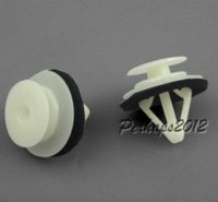 Black 0.06 kg Nylon 20x for Mazda 2 3 5 6, CX-7 MX-5 2001-On 323 B2500 Miata Premacy & Protege 01+ Door Trim Panel Clip Retainer