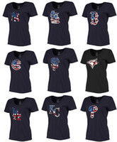 baseball t shirt woman - MLB Women s T Shirts Baseball jerseys Red Sox Blue Jays Yankees Royals Phillies Cubs Dodgers Giants Cardinals tshirts navy freeshipping