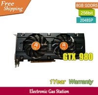 Wholesale Original Desktop Graphics Card NVIDIA GeForce GTX GB GDDR5 bit DVI HDMI DisplayPort SP DirectX