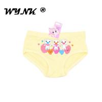Wholesale China Underwear Girls - 2016 China supplier Girls Underwear Fashion Kids Cute bamboo fabric Printing Underwear Hot Children Breathable and Comfortable Underwear