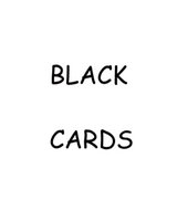 basic edition - CAH Game Black Card US UK AU CA Basic Edition Expansion First Second Third Fourth Fifth Sixth holiday science fantasy