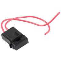 Wholesale 5 Packs A Gauge ATC Fuse Holder In line AWG Wire Copper V Power Blade B00026