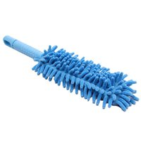 Wholesale Hot Household Microfiber Noodle Pole Car Auto Home Cleaning Dusting Various Colors Lengthen Thickening Feather Duster GI872070