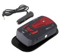 Wholesale Car Radar Detector Band Voice Alert Laser V7 degree LED Display Red Color