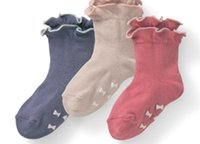 Wholesale Children s socks foreign trade tail single original single lace