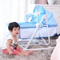 Wholesale 2016 Hot Sale multifunctional electric baby bouncer swing chair baby rocking chair toddler rocker