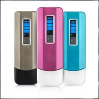 Wholesale 2016 Hottest No hair Pro Hair Removal Body and Face Beauty remover epilator