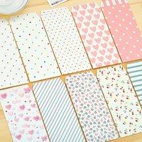 Wholesale Korea Cute Cartoon Mini Colorful Paper Envelopes Kawaii Small Baby Gift Craft Envelopes for Wedding Letter Invitations