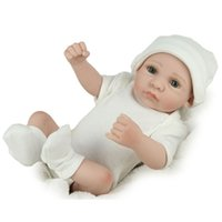 Cheap NPKDOLL 10 Inches Reborn Baby Boy Doll Reborn Mini Playmate Baby Dolls Kids Toys Realistic Children Gift