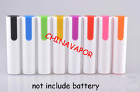 battery charger circuit board - 20pcs USB mobile Power Bank circuit board empty case Cell Phone Power Bank cover Portable External li ion rechargeable Battery Charger