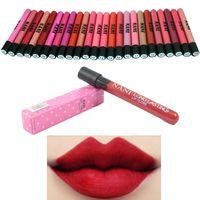 al por mayor magic color cosmetics-NANI terciopelo Barra de labios mate impermeable magia maquillaje desnuda brillo de labios 38 colores disponibles Lip cosmética cosmética coreana