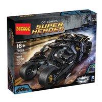 batman dc games - Decool DC Super Heroes Batman The Tumbler Blocks Bricks Toys Set Boy Game Set Compatible with Lepin Bela LEGOelids