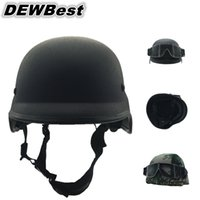 Wholesale NIJ Level IIIA Tactical Bulletproof Helmet DEVGRU ACH ARC Tactical OCC Dial Liner Aramid Ballistic Helmet Bulletproof prod