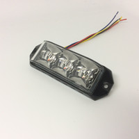 Wholesale 12 v LED Monochrome red easy to install Fire special