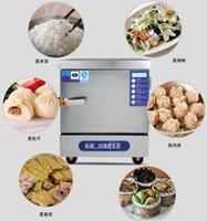 al por mayor precios hornos-Precio barato cuatro platos comerciales horno eléctrico de alimentos Horno de pan de pastel de pan, horno de vapor de carne, horno de vapor de pescado