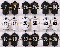 ben roethlisberger - Wholesa football jerseys ben Roethlisberger Martavis Bryant Le Veon Bell Jerome Bettis Antonio Brown Elite Cheap jerseys