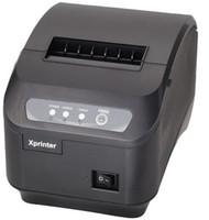 automatic cut - POS Printer High Quality mm Thermal Receipt Printer XP Q200II Automatic Cutting Machine Printing Speed USB Lan interface