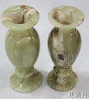 Wholesale Imported fine jade vase of Pakistan jade jade ornaments floral gift Home Furnishing study office