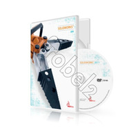 Wholesale SolidWorks SP0 D Design software English Language version Plastic color box package brand new full version