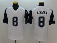 Wholesale Cowboys Aikman Rush Jerseys Brand Jerseys Football Elliott Witten Rush Jersey Broncos Cowboy Eagles Jersey
