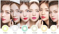 Wholesale Retailing Hidrocor contact lenses Big Eye Color Contacts colored contacts ready stock