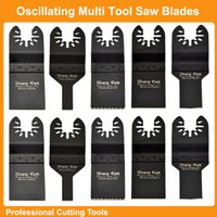 Wholesale Mixed box wood metal cutting Oscillating Multi Tools Saw Blades Accessories fit for Multimaster tools as Fein Dremel etc