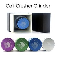 aluminum quality - TOP Level Quality Cali Crusher Grinder mm Aircraft Aluminum Herb Grinders Layers Provide Best Touch And Texture VS Lighting Grinder
