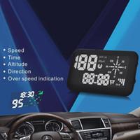 Wholesale Head up Display HUD EM03A Cars GPS Version