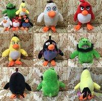 big bird birthday - Angry Birds Plush Toys Cartoon Stuffed Animals Doll For Kids Super Soft Angry Bird Stuffed Toys Figure Dolls Birthday Xmas Gift CM D583