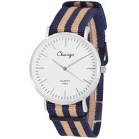 best fashion online shops - CHAXIGO Top Brand Watch Best Selling Products Quartz Watch China Online Shopping Design Your Own Logo Nato Nylon Strap Wrist Watches