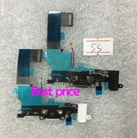 Wholesale 20pcs flex For iphone s c G USB Charger Dock Charging port Connector Flex Cable For iPhone S G C