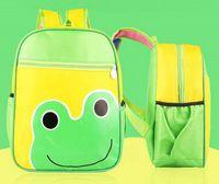Mochila impermeable linda del morral de Daypack del juguete de la muñeca de los niños del jardín de la infancia que viaja los bolsos del almuerzo de las muchachas de los bolsos del bolso 5 estilos Envío libre