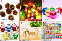 acrylic desktop accessories - cm Diy Christmas tree Christmas tree decorations desktop mini small package manufacturer high quality