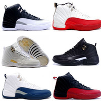 Wholesale 2016 cheap man basketball shoes air retro TAXI ovo white Flu Game gamma blue Playoffs French Blue gym red Barons sneaker Boots
