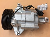 Wholesale Valeo DKV R auto air compressor Nissan Tiida ED07 Z0004246A ED07A