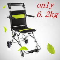 Wholesale yuwell handicapped wheelchairs for elderly folding portable wheelchairs for the disabled light aluminium disable wheelchair