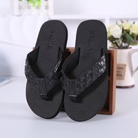 Cheap 2016 Summer New Trends In Europe And America British Style Flip Flops Men Hot Explosion Slippers Men's Summer Shoes