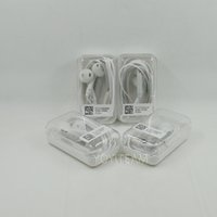 acrylic packaging box - samsung galaxy s5 s6 earphones with remote control and microphone with acrylic box package